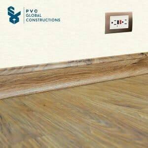 Guardaescoba en PVC globla constructions cali cartagena Roble Velado Optimizado