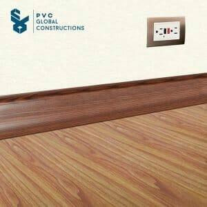 Guardaescoba en PVC globla constructions cali cartagena Teca Optimizado